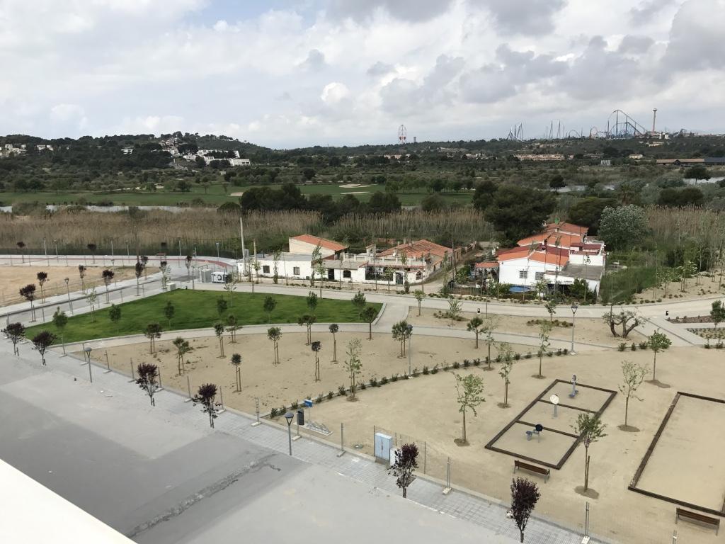 Urbanización en La Pineda