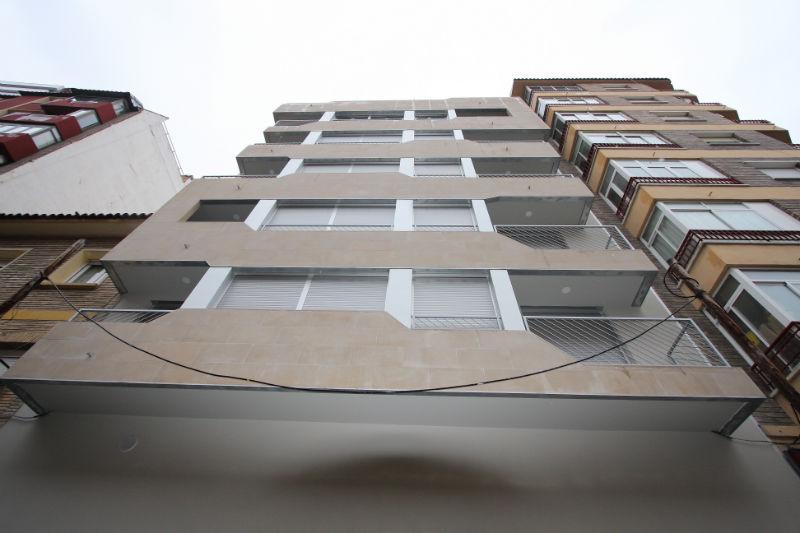 Construcción edificio residencial Arquiem